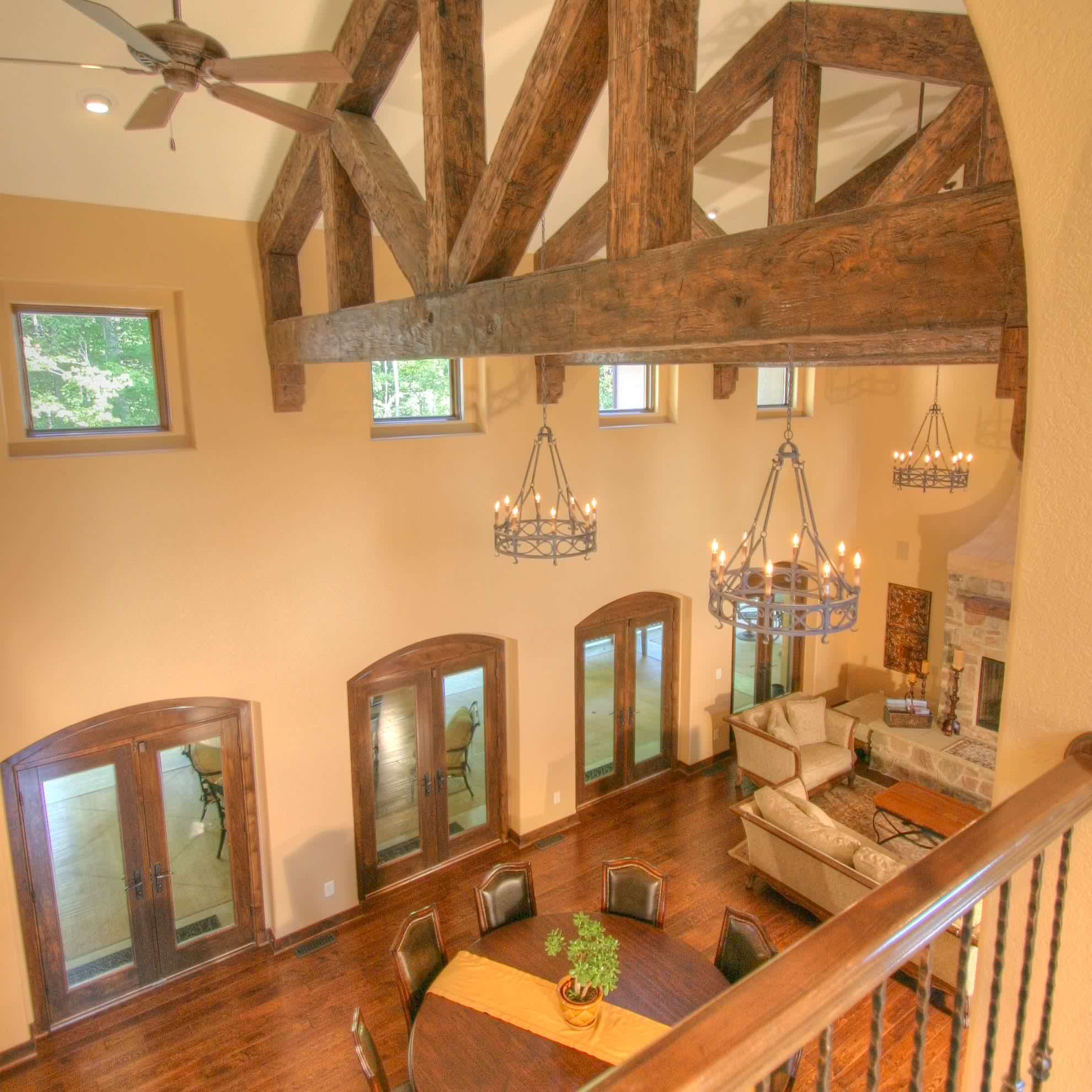Tuscan Dining Room Houzz