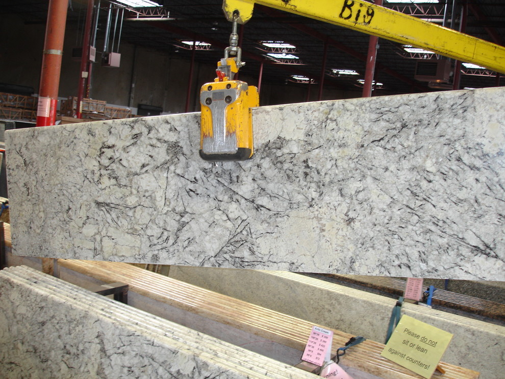 Granite & Quartz Prefabricated Slabs. In Stock Everyday at Dorothy's.
