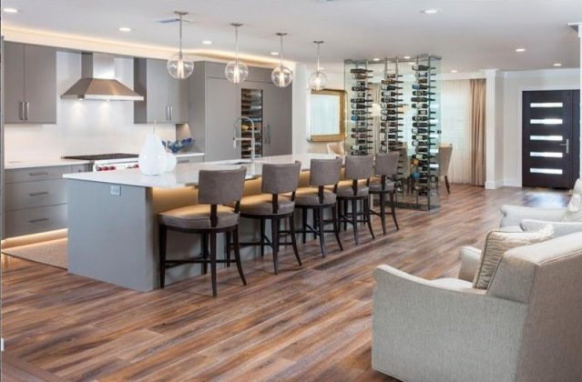 Snell Aisle St Petersburg Fl Contemporary Kitchen
