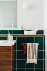Before & After: A Clean Green Bathroom in NZ