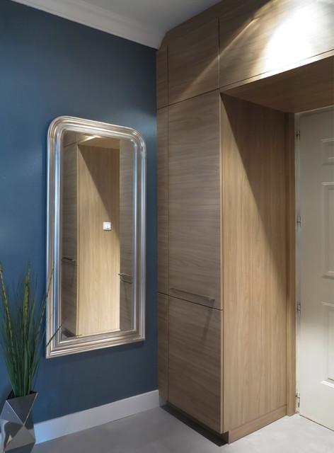 placard d 39 entr e sur mesure. Black Bedroom Furniture Sets. Home Design Ideas