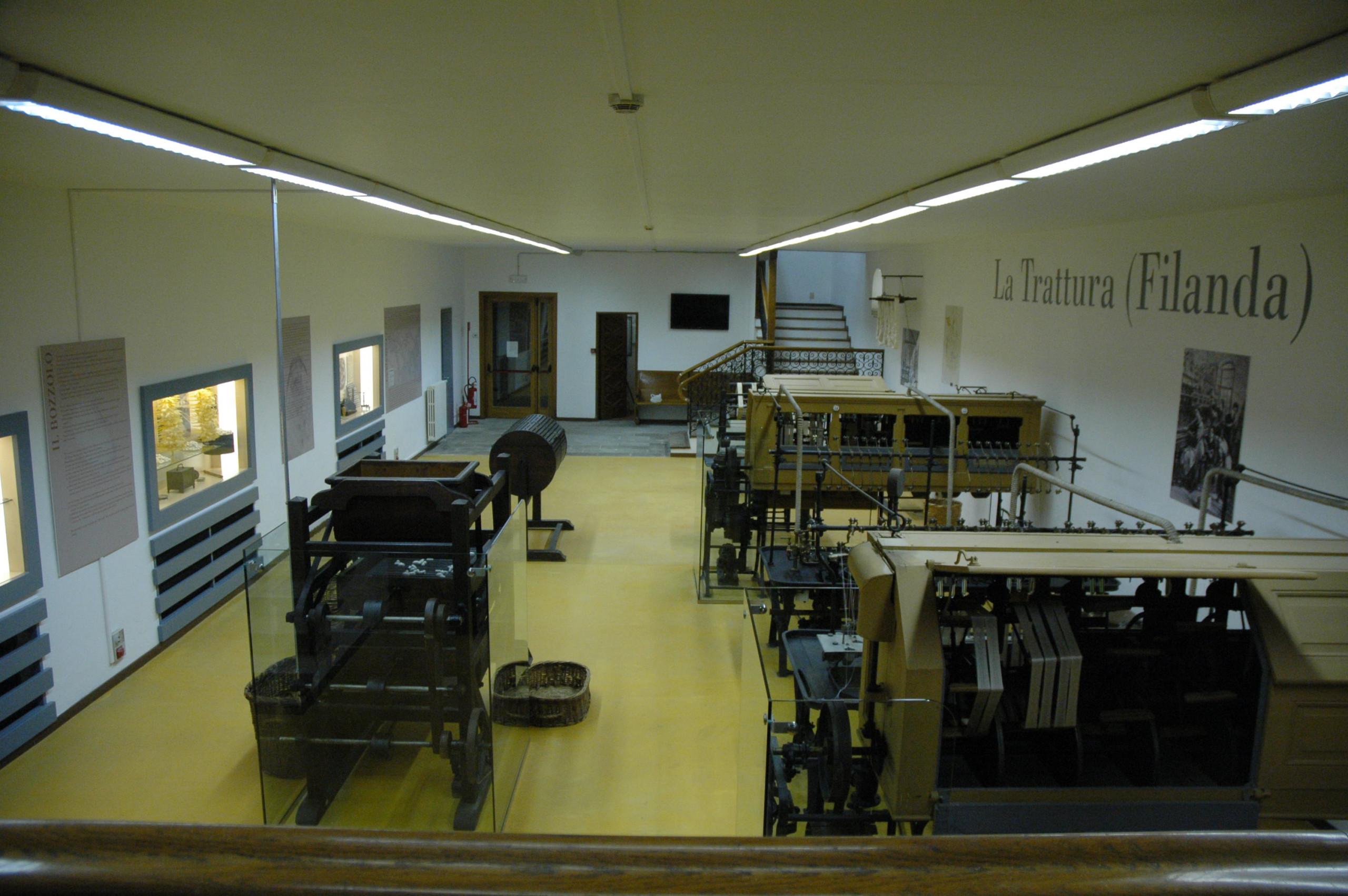Museo della Seta   Ristrutturazione completa