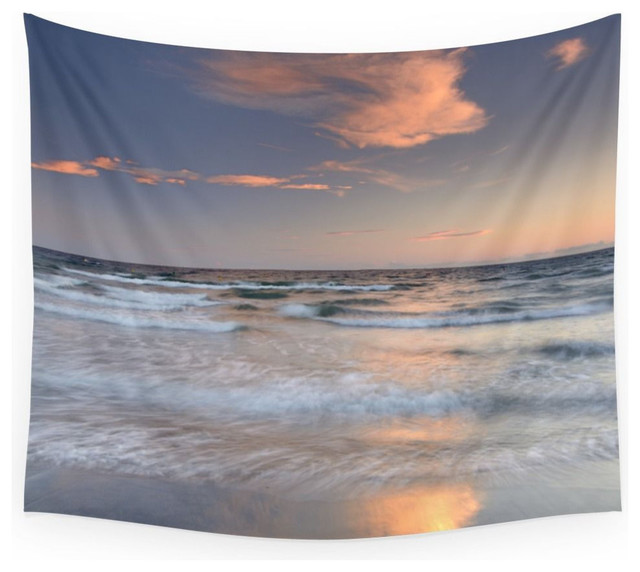 Waves Wall Tapestry Beach Style