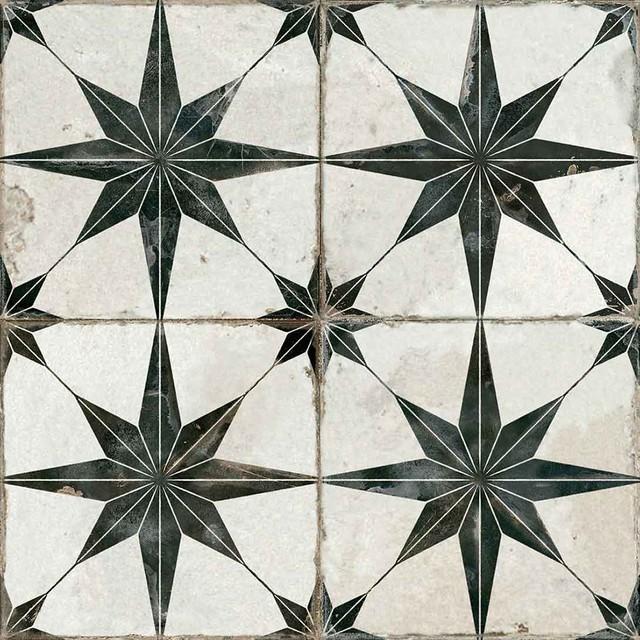 Scintilla Black Tiles, 1 m2