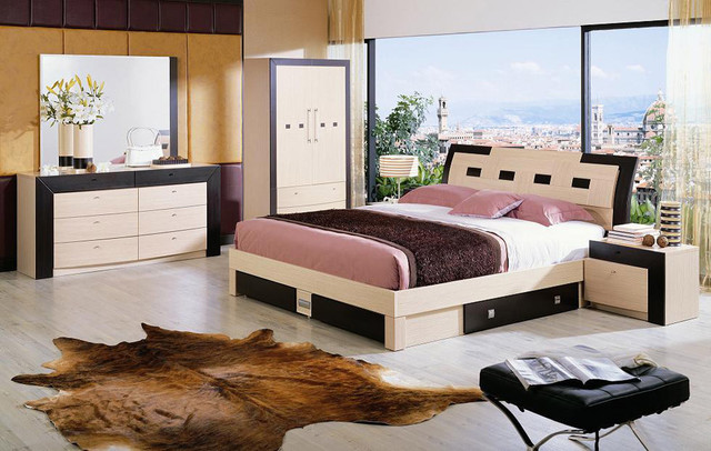 modern wooden bedroom furniture designs  home designs,
