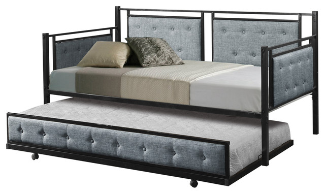 Home Source Daybed With Trundle.