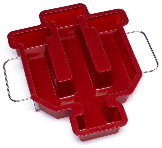 Indiana Hoosiers Cake Pan And Stand.