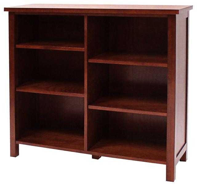 """Tasso Bookcase, 37.5""""."""