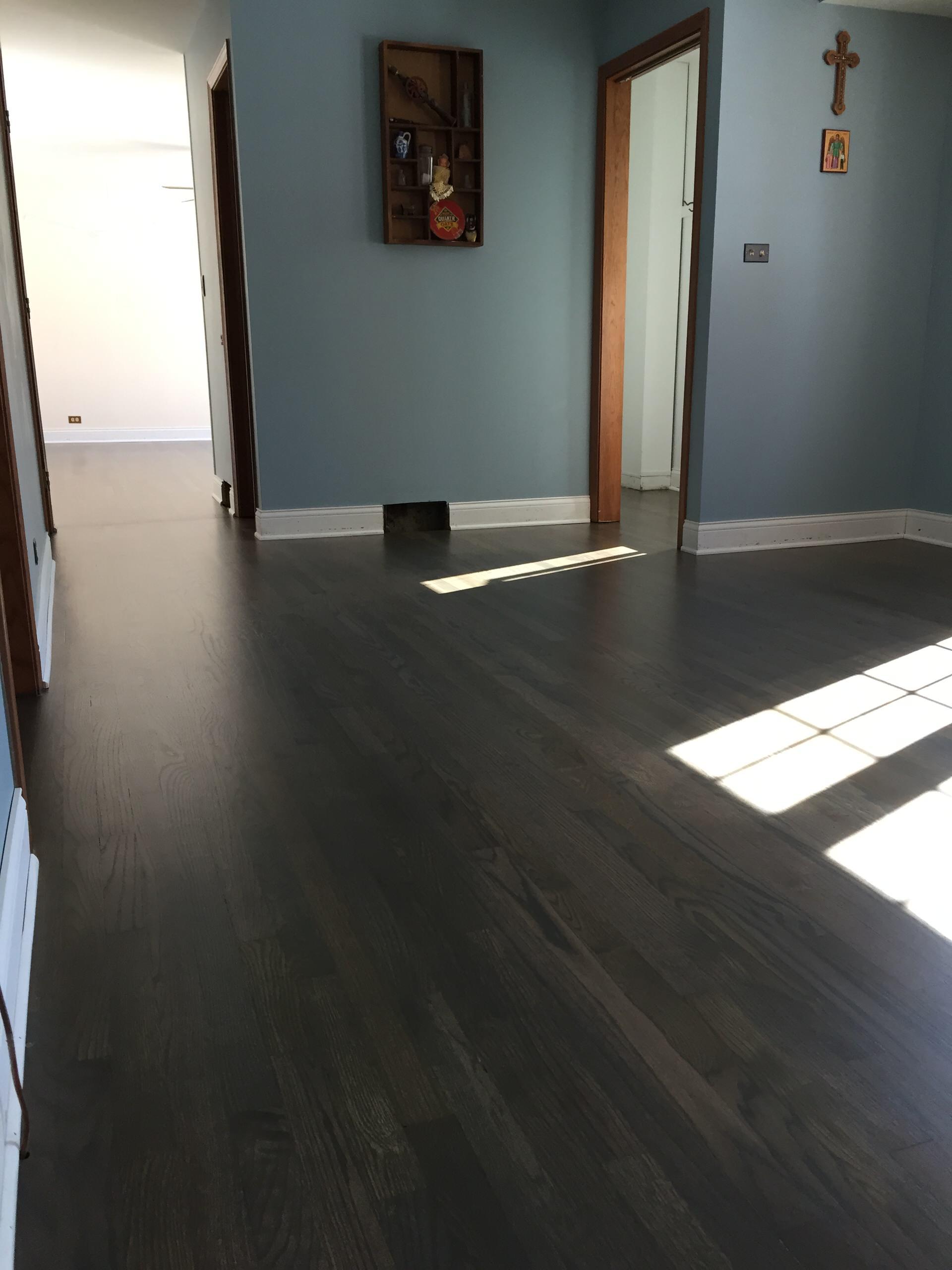 Dark Gray Floor Houzz