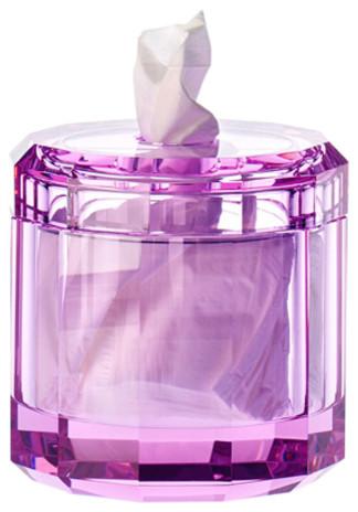 DW KR KB Crystal Tissue Box in Violent