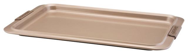 """Anolon Advanced Bronze Bakeware 11"""" X 17"""" Cookie Sheet."""