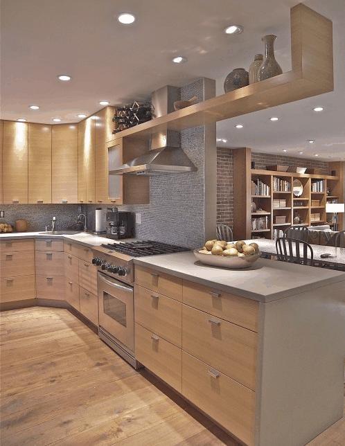 Quanto costa farsi fare una cucina dal falegname - Quanto costa una cucina su misura ...