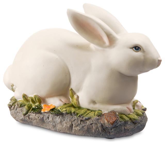 "Resting Bunny, 7.5""."