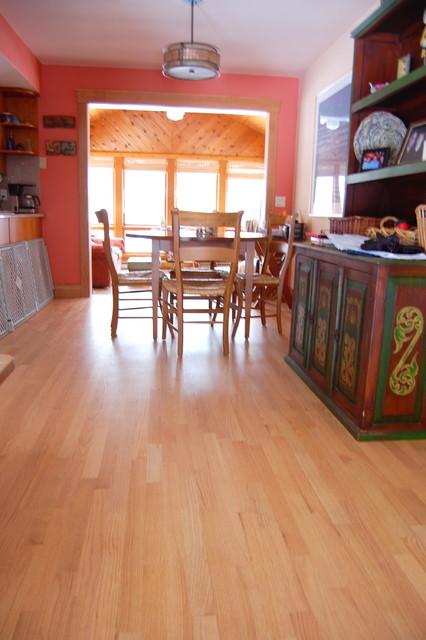 Fireplace Surround Wood Flooring Wood Refinishing