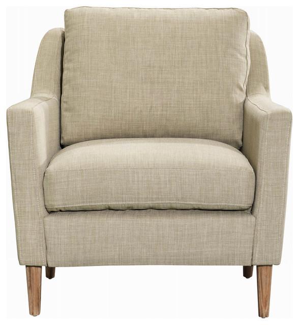 Elton Arm Chair, State Cream