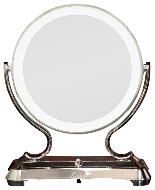 Zadro Surround Lighted Glamour Mirror Traditional