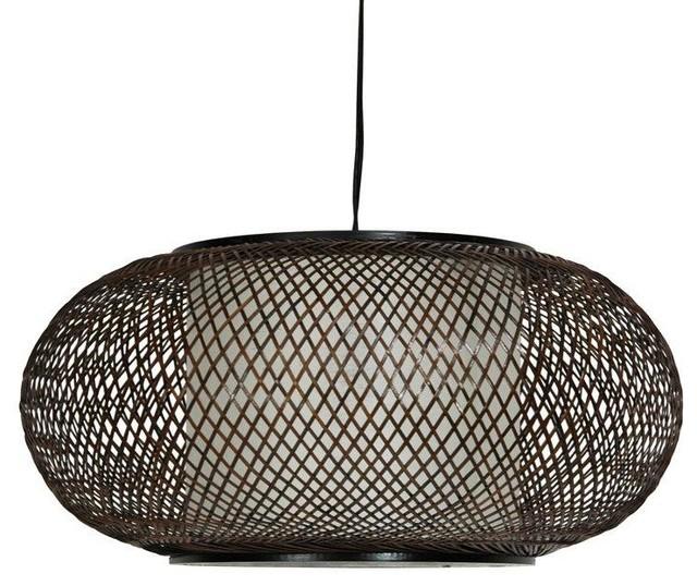walnut kata japanese ceiling lantern asian pendant lighting asian pendant lighting