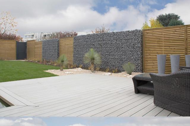 Photo de jardin moderne meilleures images d 39 inspiration pour votre desi - Photo jardin moderne ...