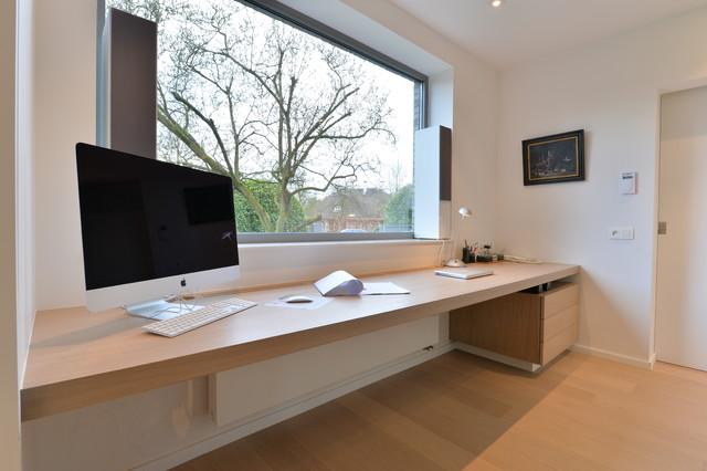 Woonkamer bureau - Kamer en kantoor ...