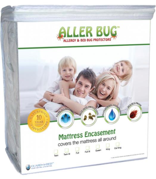 Aller Bug Mattress Encasement, Twin