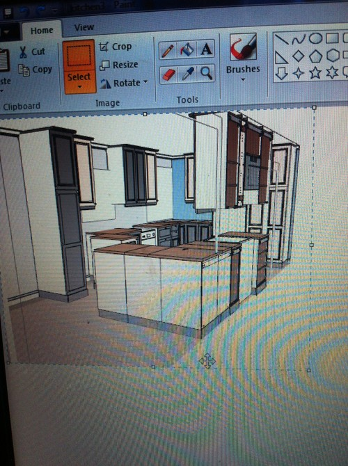 Kitchen Reno for side-split/elevated ranch - need help and photos on side split decorating ideas, side split home additions, split level home designs,
