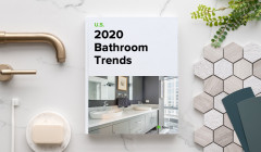 2020 U.S. Houzz Bathroom Trends Study