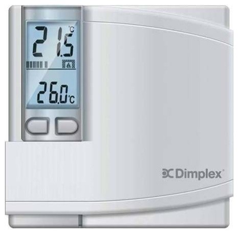 Non-Programmable Thermostat.