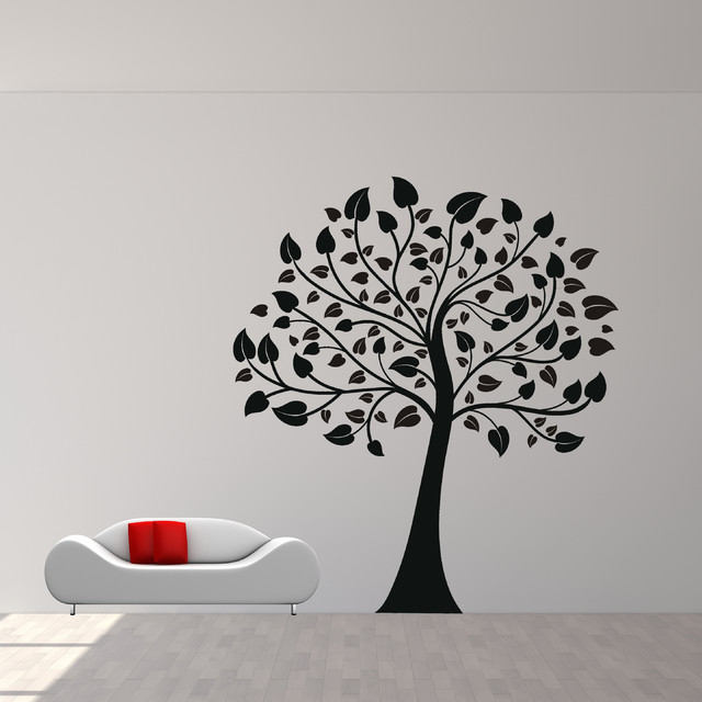 tree wall decals for office living room kids room baby's roo