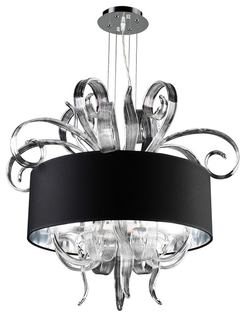 Modern Black Chandeliers Chandeliers Design – Modern Black Chandelier