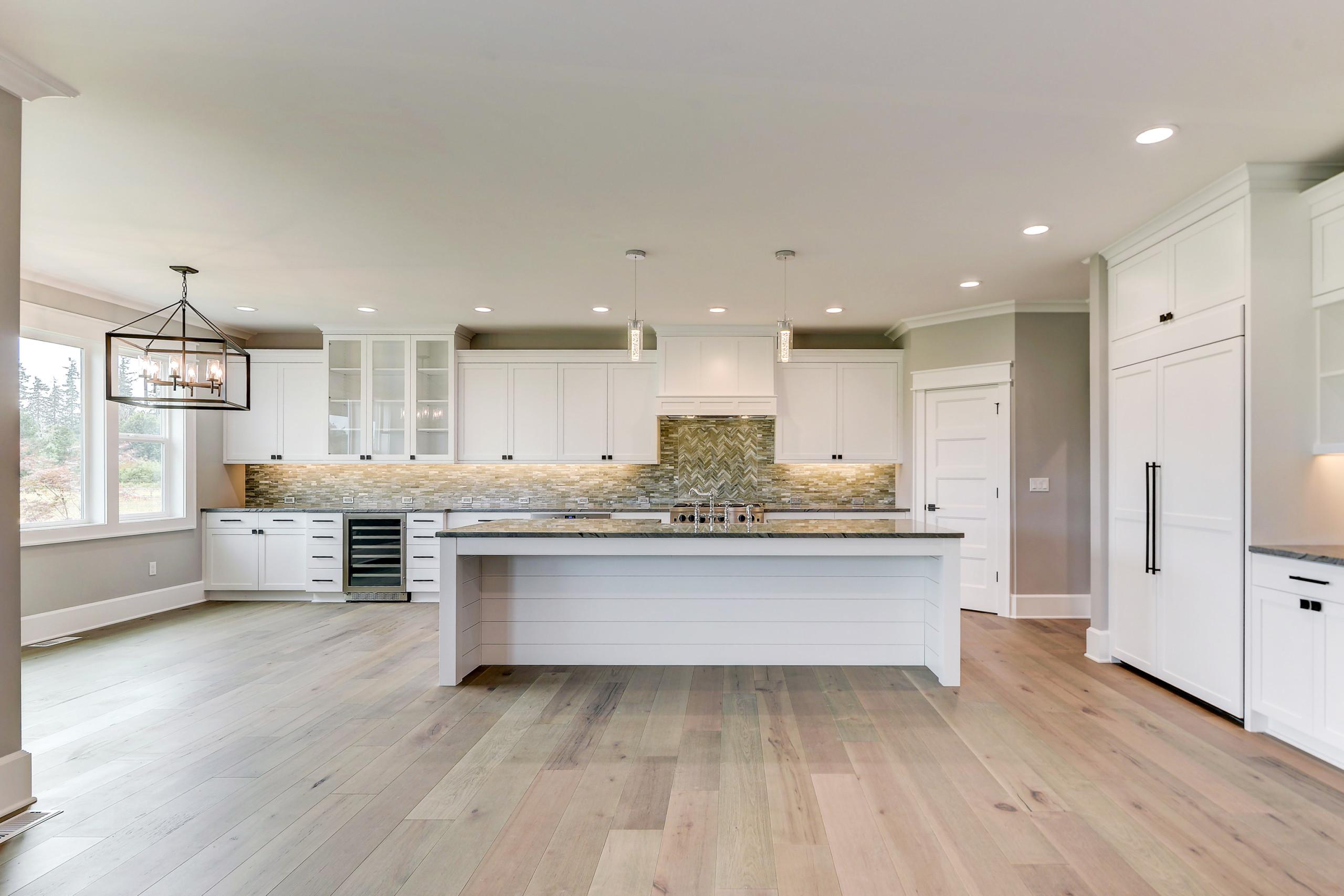 Custom Home - Tumwater, WA