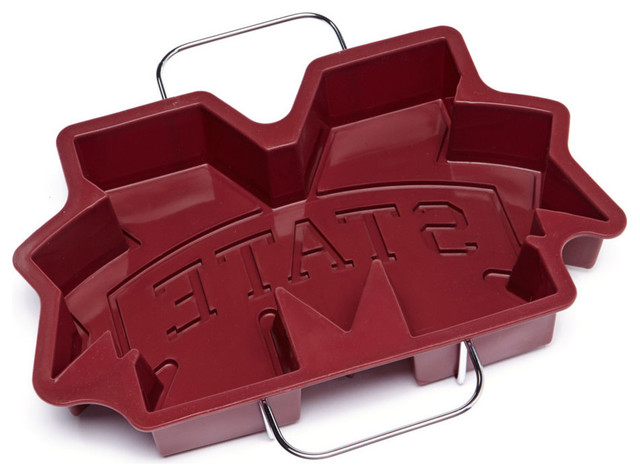 Mississippi State Bulldogs Cake Pan And Stand.