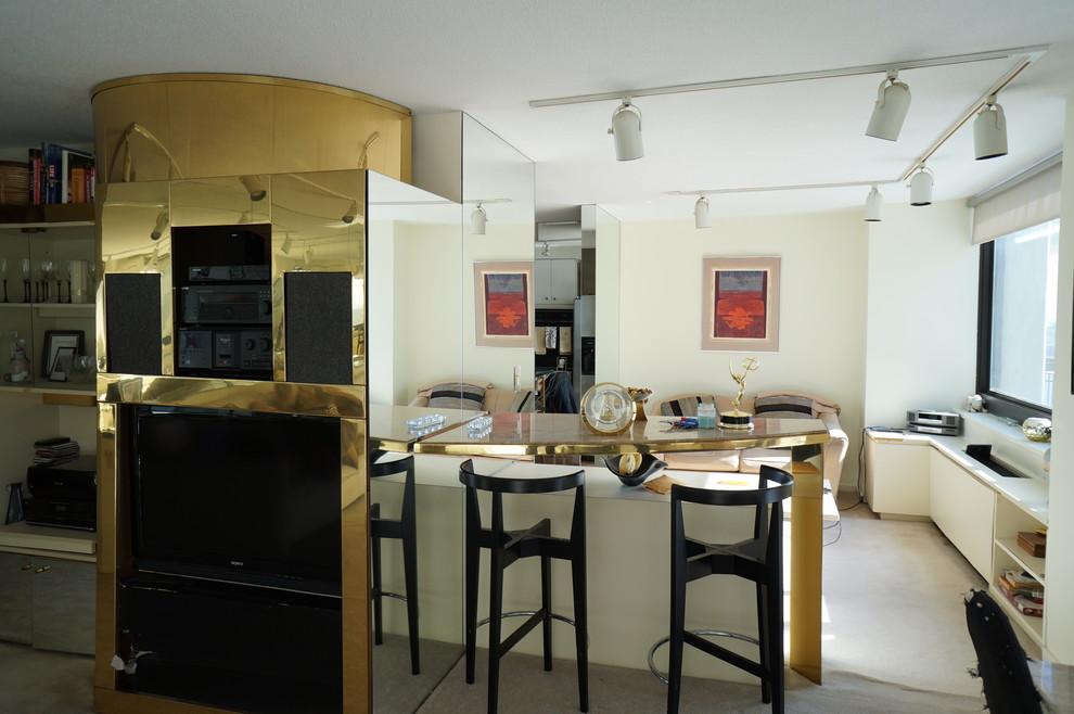 BEFORE   New York Duplex Gut Renovation