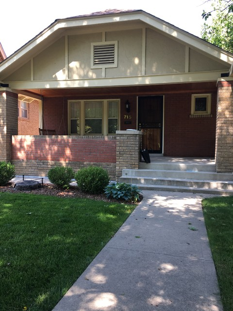 Porch-Happy: A Denver Porch Invites Connection with Neighbors