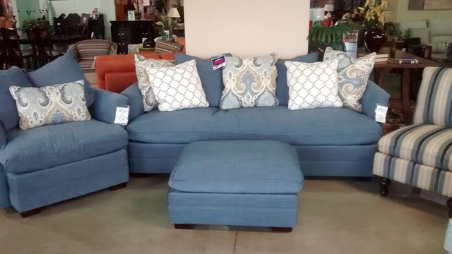 denim living room furniture j henry laney denim sofa living room collections 12886