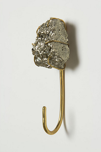 Raw Pyrite Hook