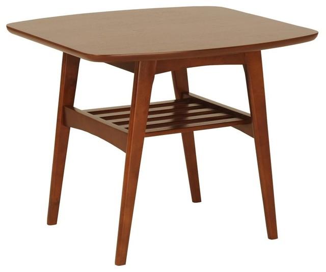 Euro-Style Carmela Side Table.