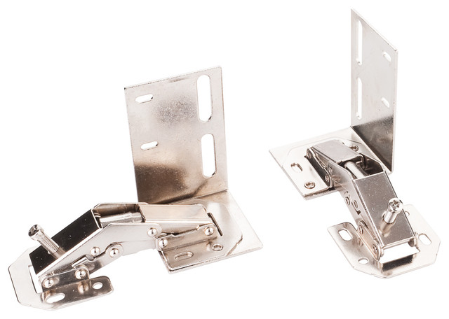 Hardware Resources Replacement Hinges for TIPOUT unit. Sold per pair. - Cabinet And Drawer ...