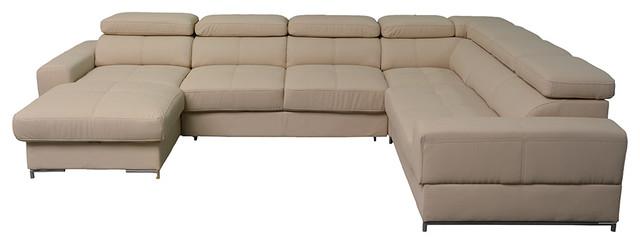 Bazalt 2 Sectional Sofa, Right Corner.
