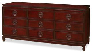 Rosewood Longevity Design Chest of Drawers, Longevity