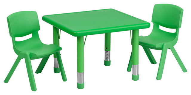 Flash Furniture Activity Table Set Contemporary Kids Tables And Chairs By Xomart