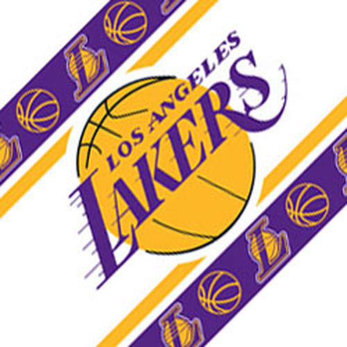 Sports Coverage Nba Los Angeles Lakers Self Stick Wall