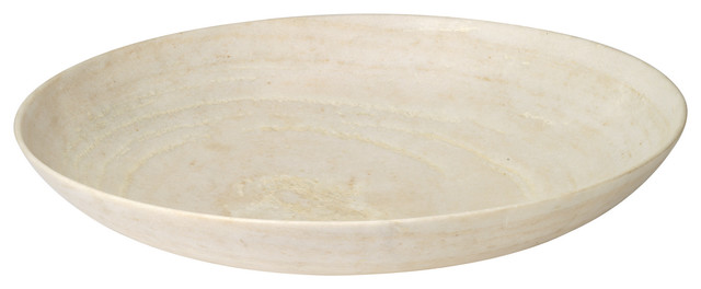White Decorative Bowl Alluring Jamie Young Company  Extra Large Marble Bowl White Marble  View Design Decoration