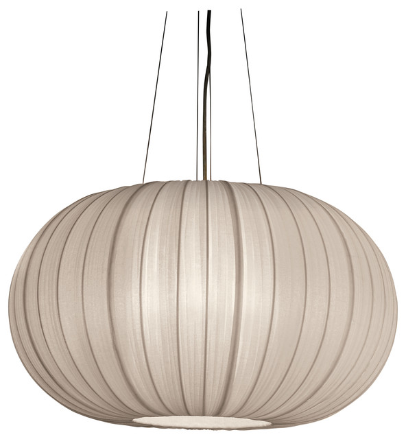 Shanghai Oval Pendant Light modern-pendant-lighting  sc 1 st  Houzz & Shanghai Oval Pendant Light - Modern - Pendant Lighting - by Inmod azcodes.com