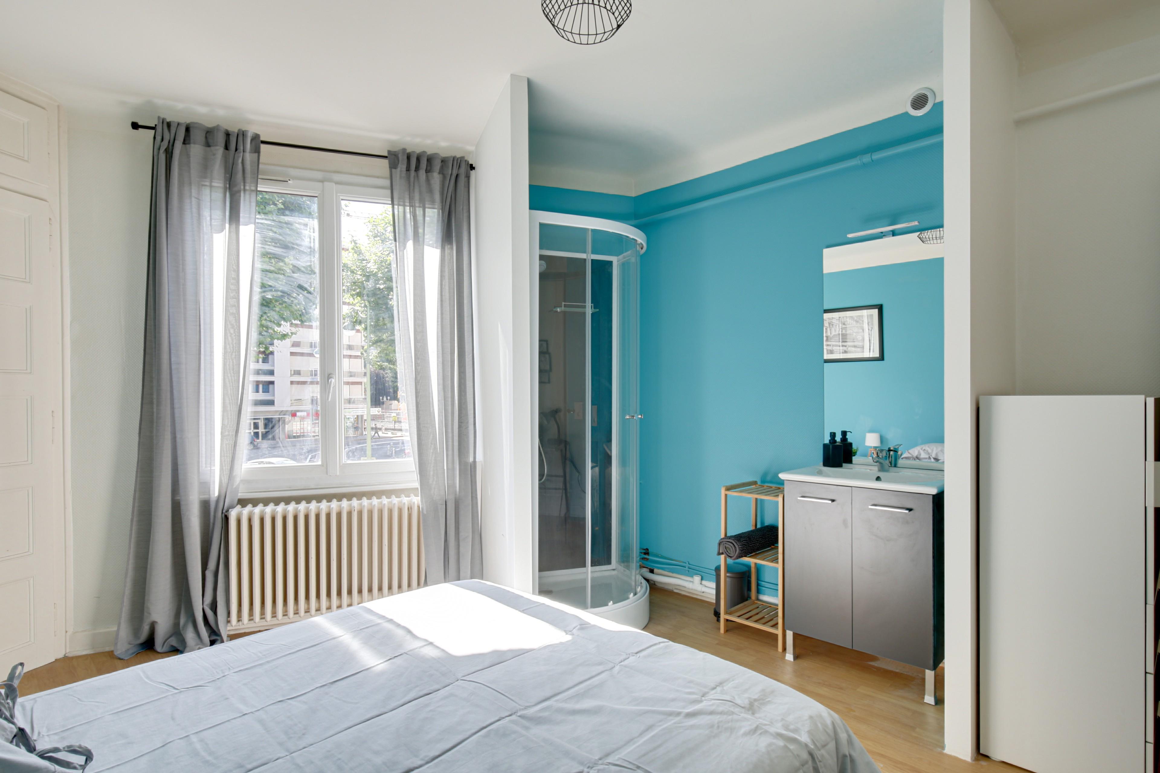 renovation complete d'un appartement / chambre 1