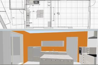concevoir ma nouvelle cuisine. Black Bedroom Furniture Sets. Home Design Ideas