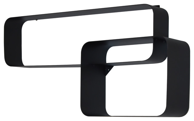 Kapriss Shelf, Black