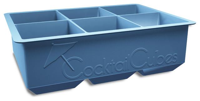 Cocktail Cube 2 (blue).