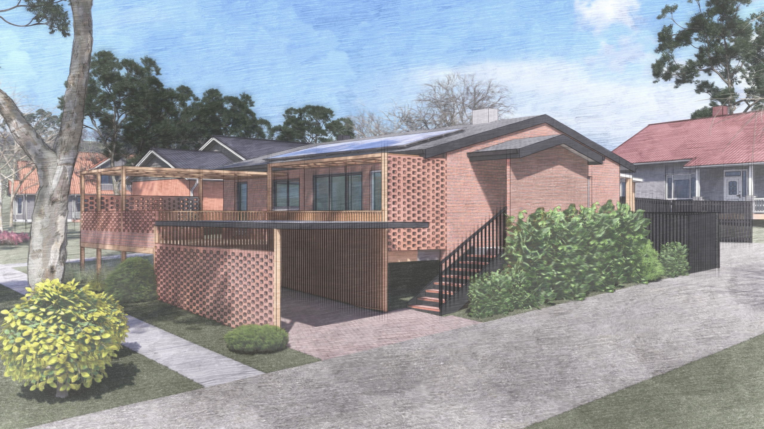 upcoming project - Ainslie