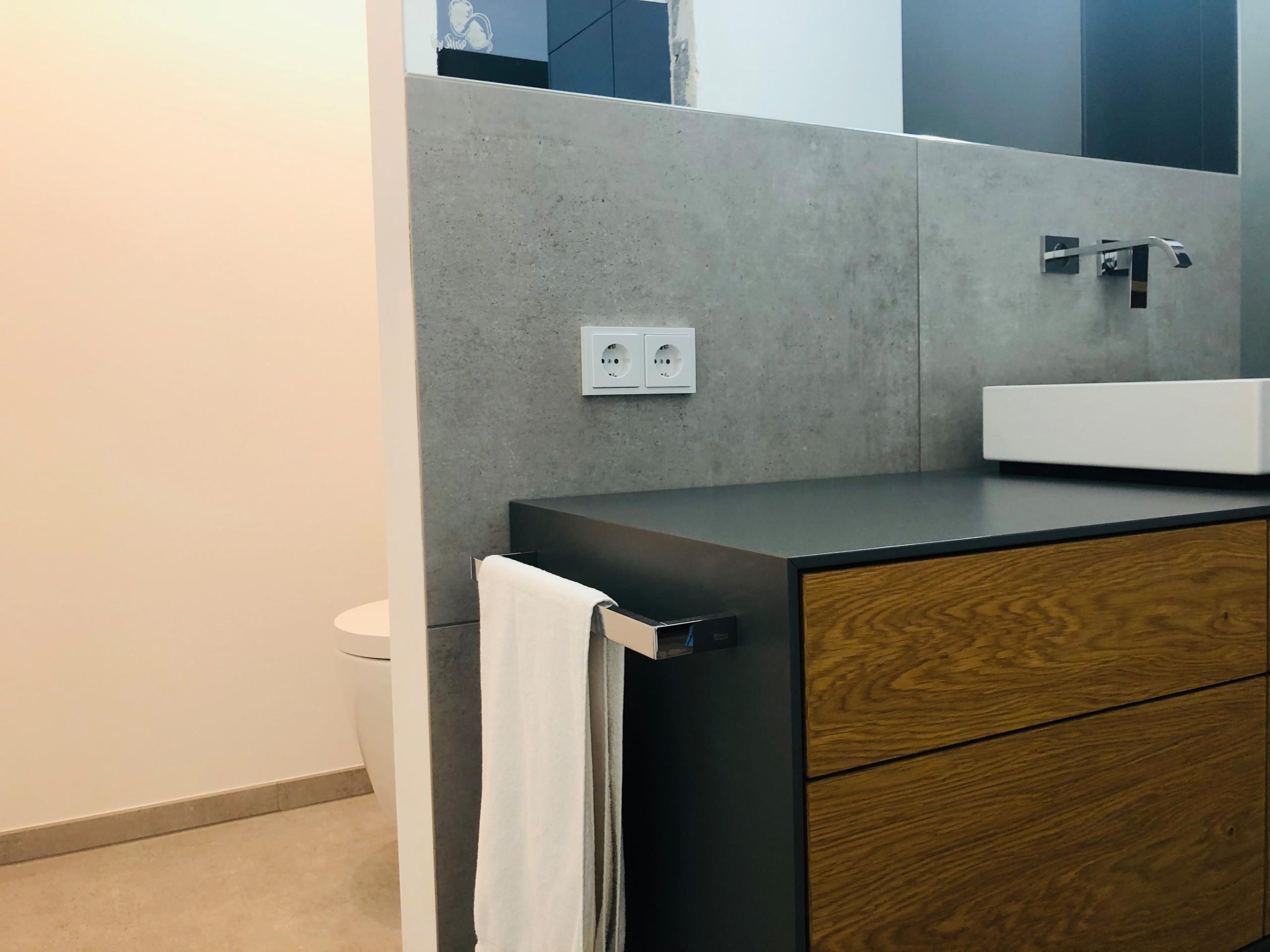 Badezimmer | Project Siico