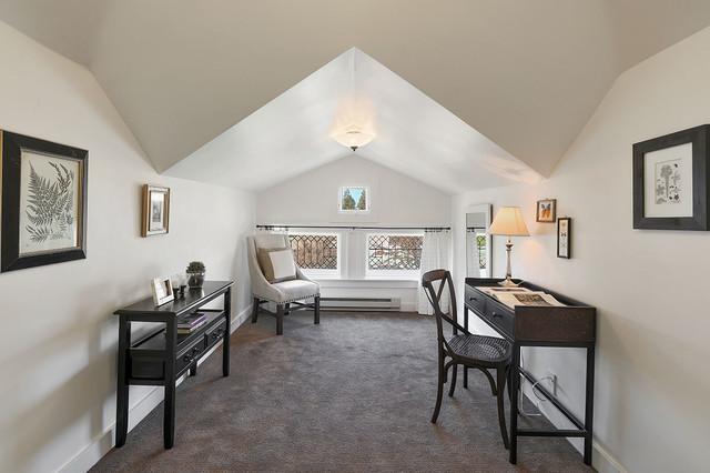 Inspiration for a craftsman home design remodel in San Francisco